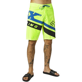 "Fox Wrapped 21"" Boardshorts Men, fluorescent yellow"